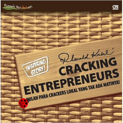 Cracking Entrepreneurs - Sampul Depan