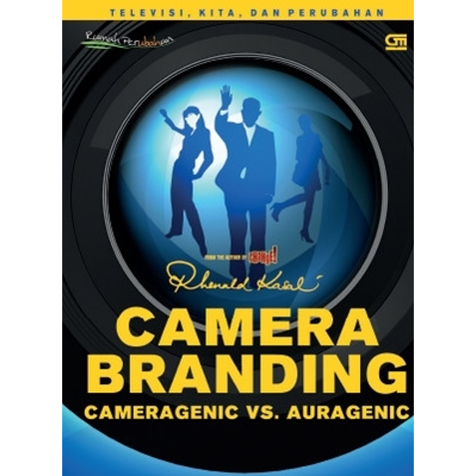 Camera Branding - Sampul Depan Sq