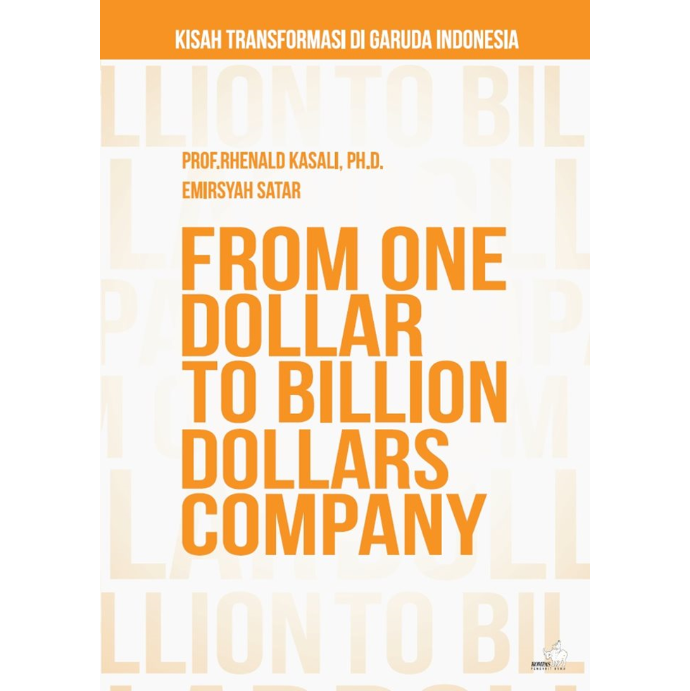 From One Dollar - Sampul Depan Sq